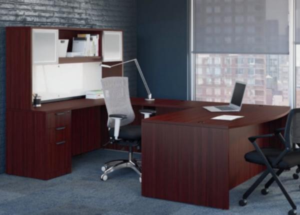 Premiera U-Shape Desk