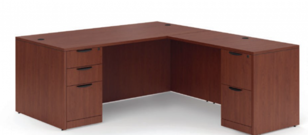 Premiera L-Shape Desk