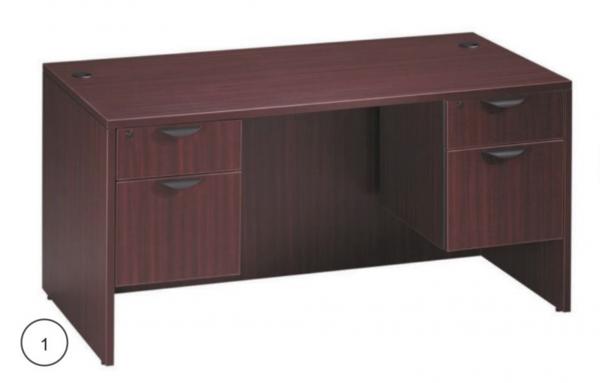 Premiera Single Desk