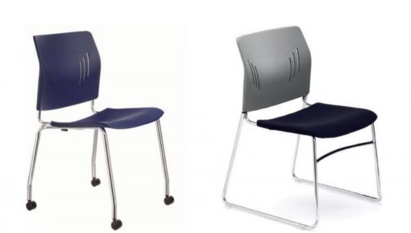 Gray Premiera Chair
